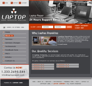 Laptop Repair,Cheap Website Design, Website Designing, Designers, 5 Page Website, HTML Website, Website Template, Template Designing, One End Solution, Logo Design