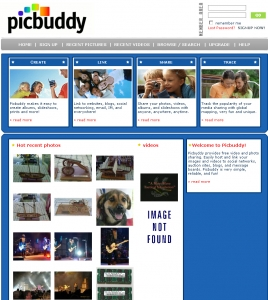 Pic Buddy,Cheap Website Design, Website Designing, Designers, 5 Page Website, HTML Website, Website Template, Template Designing, One End Solution, Logo Design