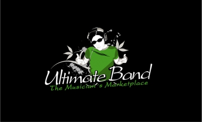 Ultimate Band,$100 Logo, Logo Design, Website Logo, Business Logo, Classy Logo, Artistic Logo, Clip art Logo, Logo Design