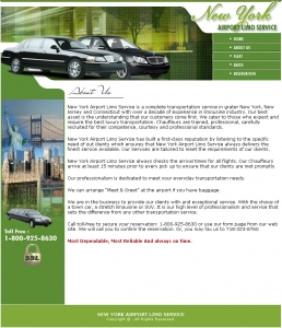 New York Airport Limo Service,Cheap Website Design, Website Designing, Designers, 5 Page Website, HTML Website, Website Template, Template Designing, One End Solution, Logo Design