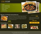 Gyro House Resturant,Cheap Website Design, Website Designing, Designers, 5 Page Website, HTML Website, Website Template, Template Designing, One End Solution, Logo Design