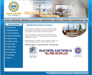Solar Control Glass Tinting Co,Cheap Website Design, Website Designing, Designers, 5 Page Website, HTML Website, Website Template, Template Designing, One End Solution, Logo Design